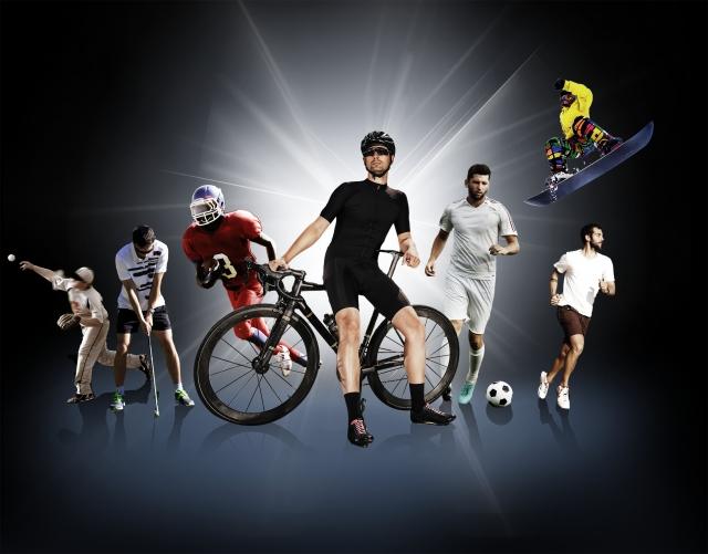 アメリカンスポーツの数々